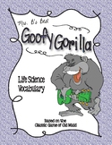 Goofy Gorilla Card Game: Life Science/ Ecosystem Vocabulary