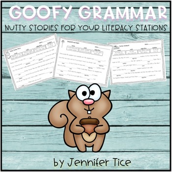 Goofy Grammar