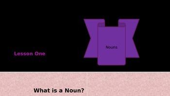 Goofy Grammar Unit 1 What is a Noun?