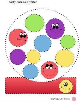 Goofy Gum-Balls Tracer