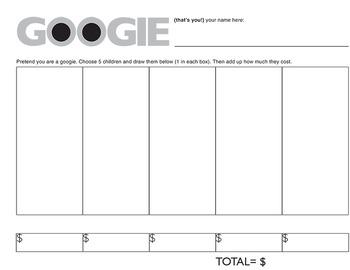 Shel Silverstein: Googie Math