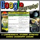 Google Earth Africa Physical Geography Lesson Set,Investigation & Scavenger Hunt