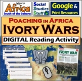 Google   African Ivory Wars Digital Article & Questions  