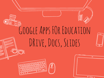 Google Apps For Education Instructions