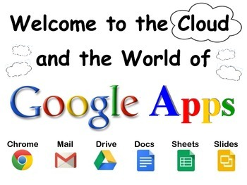 Google Apps Poster