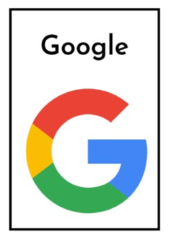 Google Apps Posters