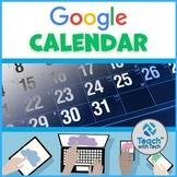 Google Calendar Tutorial UPDATED 2020