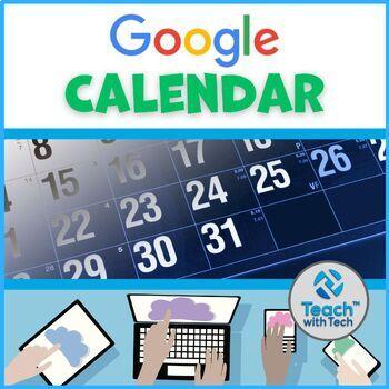 Google Calendar Tutorial