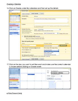 Google Calendars | Technology Integration