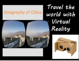 Virtual Reality with Google Cardboard - Exploring the Geography of China