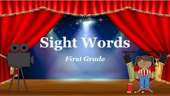 Google Classroom: 1st Grade Sight Words