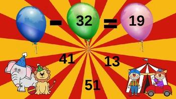 Google Classroom: 2 Digit Subtraction