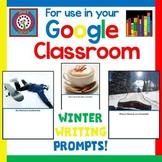 Google Classroom - 25 Winter Writing Prompts- Narrative, D