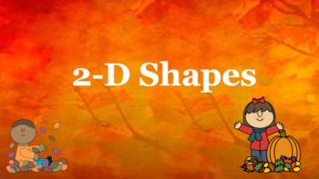 Google Classroom- 2D Shapes