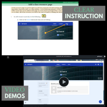 Google Classroom - A Digital Manual for Teachers