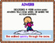 Google Classroom Activities ADVERB & ADJECTIVES Digital Task Cards