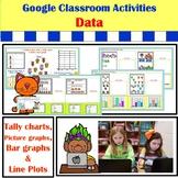 Google Classroom Activities: Data Models