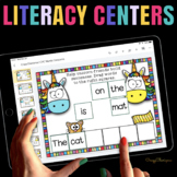 Digital Word Work for Google Classroom | Distance Learning