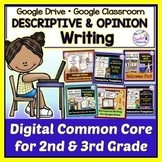 Google Classroom Activities | PERSUASIVE WRITING | Third Grade Bundle