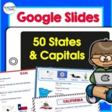Google Classroom Activities  STATES RESEARCH REPORT Templates
