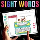 Sight Words Games Kindergarten Distance Learning