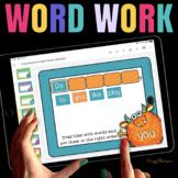 Word Work Activities Google Classroom