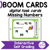 Numbers to 100 Boom Cards