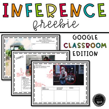 Google Classroom Activity - INFERENCE