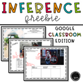 Google Classroom Activity - INFERENCE