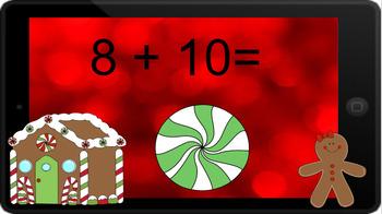 Google Classroom: Adding 10- Winter Theme