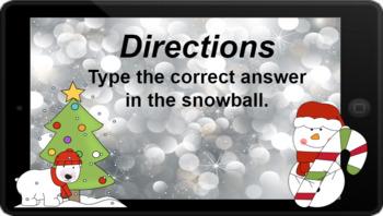 Google Classroom: Adding 8- Winter Theme