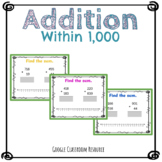 Google Classroom: Addition Within 1000