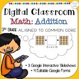 Digital Classroom: Addition