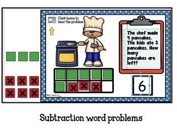 Google Classroom Addition and Subtraction Word Problems