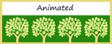 Animated  Google Classroom Headers (Mother Earth) - Distan