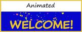 Google Classroom Animated Headers (Welcome!)