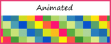 Google Classroom Animated Headers (Art Class)
