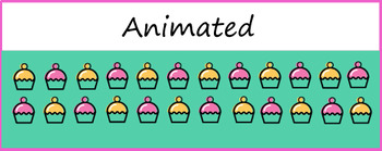 """Candy"" Animated Google Classroom Headers/ Banners"