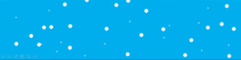"""Google Classroom Animated Theme """"Weather-Snowy Day"""""""