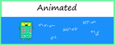 Animated Google Classroom Headers (Math!) for Distance Learning