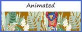 Google Classroom Animated Headers (Safari)