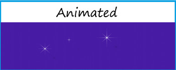 Google Classroom Animated Theme (Starry Night)