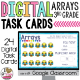 Google Classroom Arrays Digital Task Cards