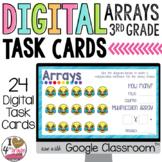Google Classroom Arrays Digital Task Cards