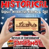 Google Classroom Articles of Confederation Snapshot Intera