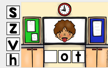 Google Classroom Beginning Sounds