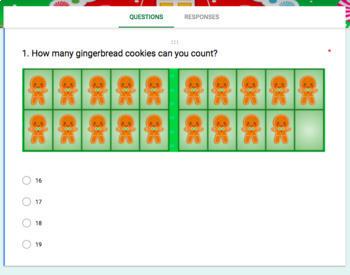 Google Classroom Bundle Pack Gingerbread Cookies (Digital Resource)