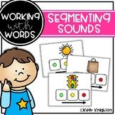 Phonemic Awareness Segmenting Sounds