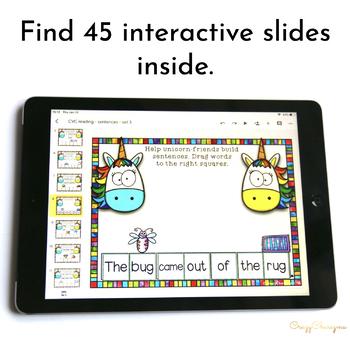 Word Work Activities for Kindergarten | Activities for Google Classroom