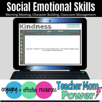 Google Classroom Character Building, Kindness, Respect, Bullying